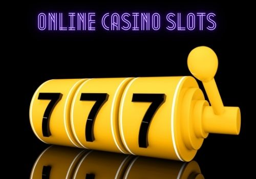 You can pick up a few useful tips while playing online casino slots as well